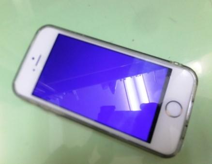 iPhoneのブルースクリーン問題