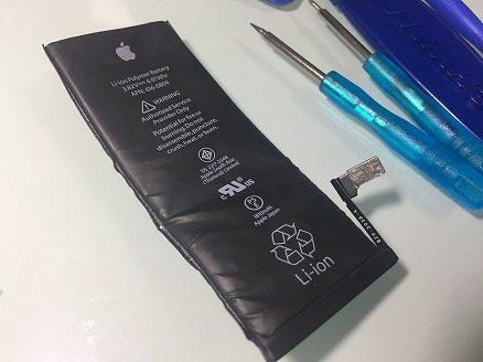 iPhone6発火