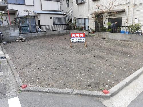神奈川県横浜市鶴見区 売土地
