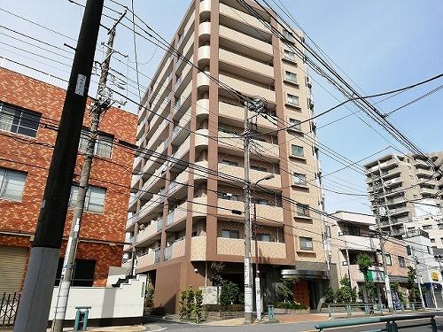 足立区梅田6丁目 ローヤルシティ梅島第二
