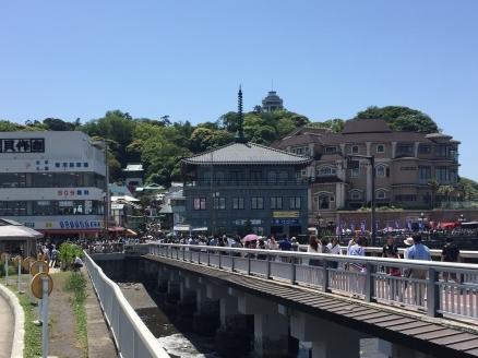 江ノ島 GW